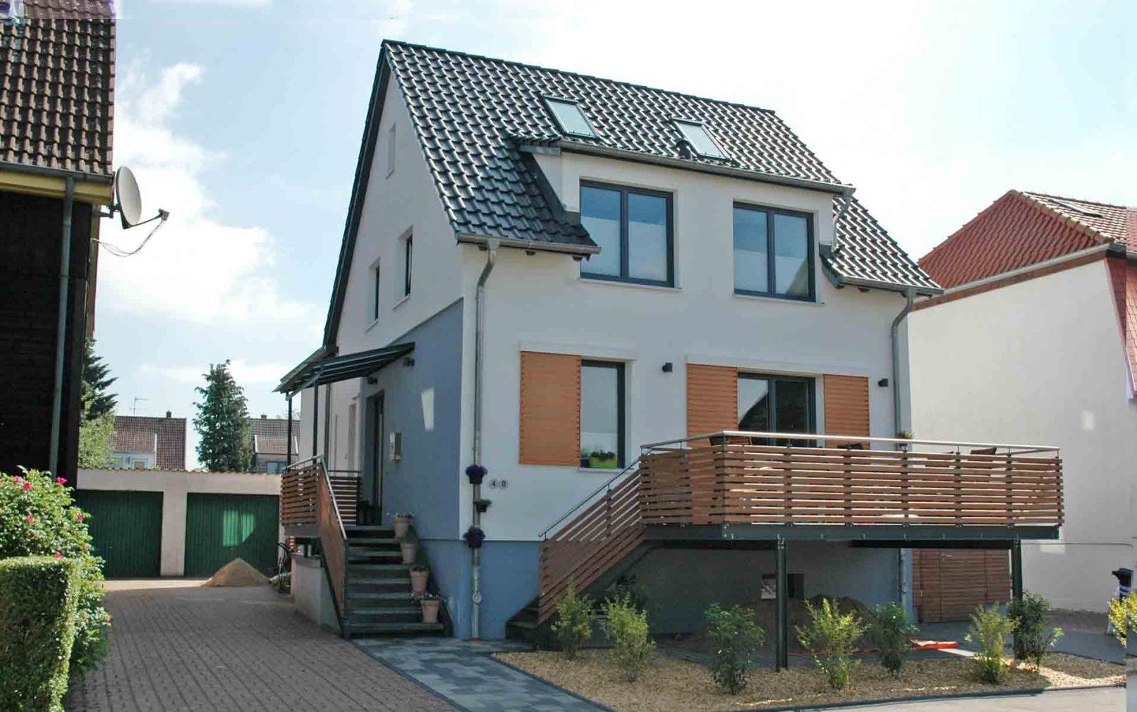 Umbau Siedlungshaus siedlungshaus architekt kemmerich
